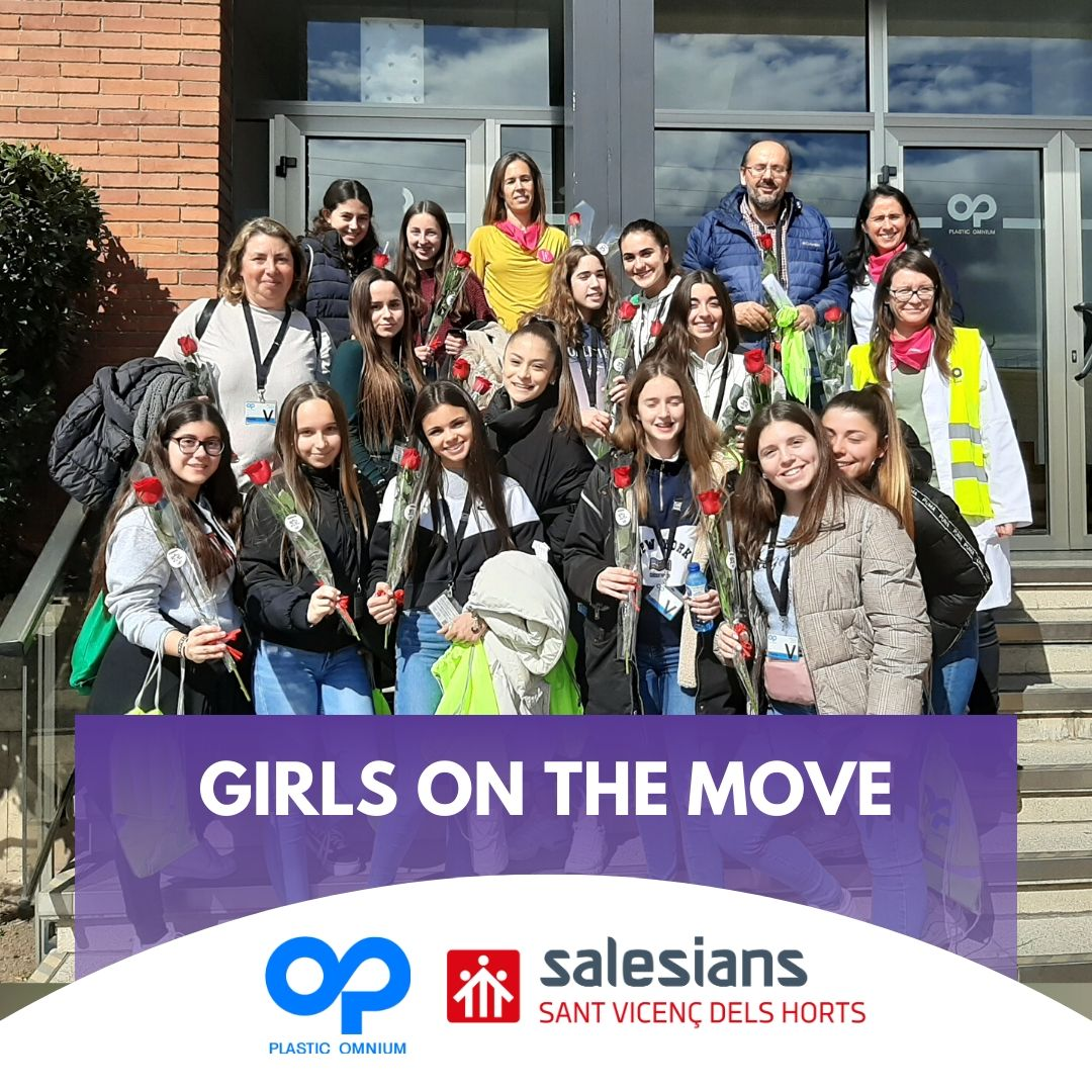 Girls on the move 2020!